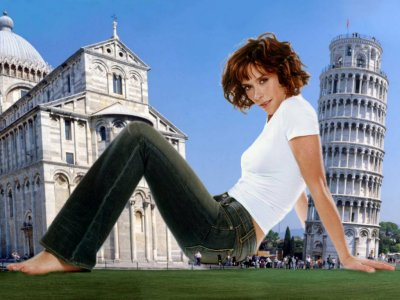 big art of Jennifer Love-Hewitt(Pisa)
